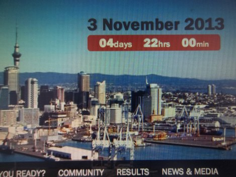 Akld Marathon Count Down