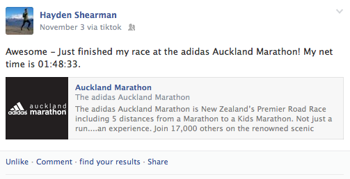 Auckland Marathon: Hayden's Race Review | A Runner's Guide