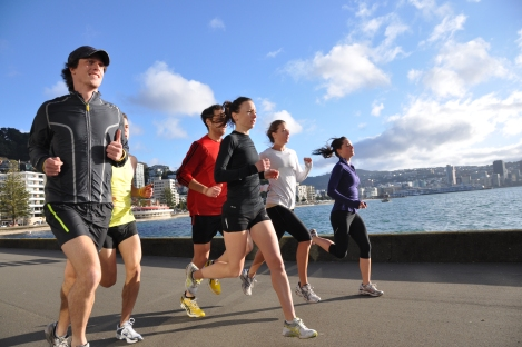 Oriental Bay Runners