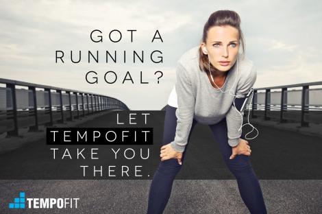 Running Goal Girl