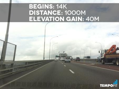 Auckland Marathon Hill 9
