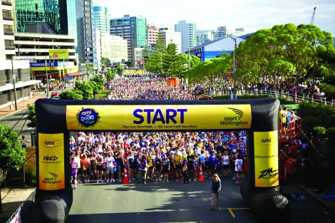 Get ready for Wellington's biggest celebration of staying fit and active.