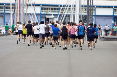 Wellington Waterfront 5k
