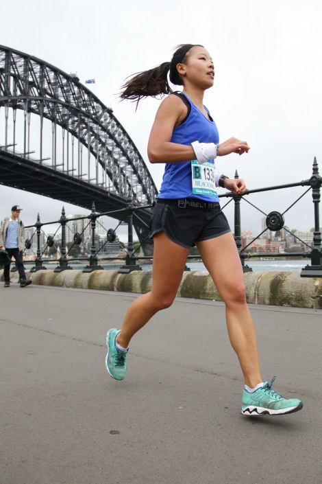 Sydney Marathon Harbour Bridge