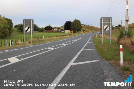 Rotorua Marathon - Hill_1