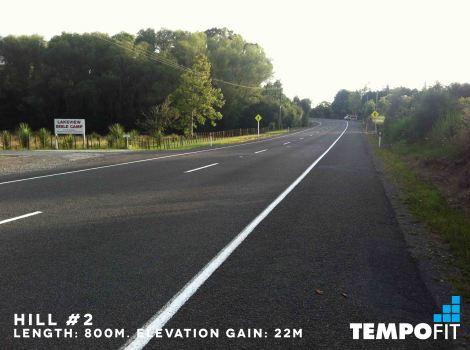 Rotorua Marathon - Hill_2